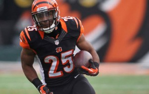 Giovani Bernard had the lone Bengals' offensive TD last week.