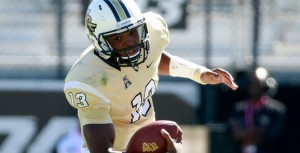 Justin Holman is not Blake Bortles, but he has to improve for this Knights team to have a chance at an AAC title.
