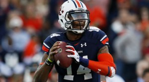 The Auburn Tigers have scored 30 or more points in 10 consecutive games