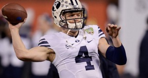 The BYU Cougars are 5-1 SUATS versus Mountain West Conference opponents since 2012