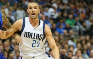 Chandler Parsons has had a rough go this year.