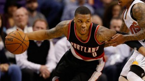 Damian Lillard was snubbed of a 2016 All-Star selection.