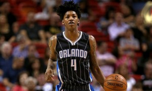 Elfrid Payton notched two triple-doubles last year as a First team all-rookie selection.