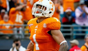 Tennessee is favored to win the SEC East in 2016.