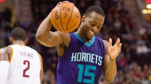 Kemba Walker had 15 points in the rout at the hands of the Utah Jazz Jan 28.