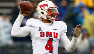 Matt Davis is improving and will likely benefit greatly from first-year coach Chad Morris.