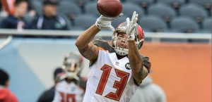 Mike Evans has been targeted 13 times in the past two games.