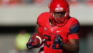 Arizona won the Pac 12 South Division last year but could face a rebuilding year.