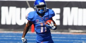 Boise State is a 9.5 point favorite against Northern Illinois in the Poinsettia Bowl.
