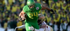 Oregon is a 7 point favorite against TCU in the Alamo Bowl.