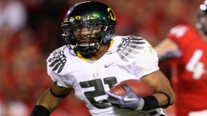 Oregon Ducks Running Back LaMichael James