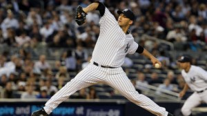 The New York Yankees are 15-8 against left-handed starters this season