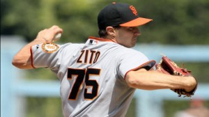 San Francisco Giants SP Barry Zito has enjoyed great success against the San Diego Padres in 2013