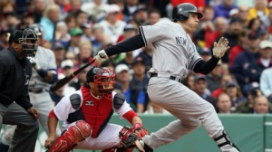 New York Yankees 1B Mark Teixeira has been steady at the plate in recent weeks