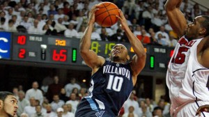 Villanova looks to extend their 16 game winning streak as they take on NC State in the East region third round  Saturday.