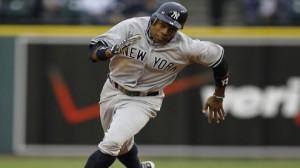 New York Yankees OF Curtis Granderson has terrible numbers at Tropicana Field
