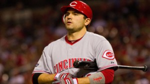 Cincinnati Reds 1B Joey Votto has performed at a high level since returning from the disabled list