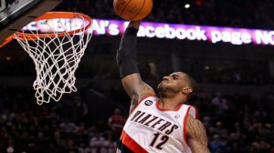 The Portland Trail Blazers have all five probable starters averaging in double figures