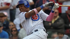The Chicago Cubs have fared well against left-handed starters in recent games
