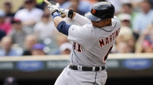 Detroit  DH Victor Martinez is one of the best hitters in baseball this season