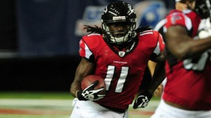 The Atlanta Falcons travel to the Tampa Bay Buccaneers Thursday night in a key NFC South contest.