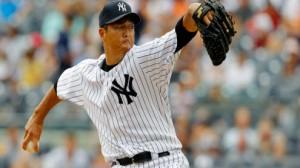 New York Yankees SP Hiroki Kuroda has been tremendous in daytime starts since arriving in the Bronx