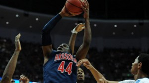 Arizona is a 23 1/2 point favorite against Texas Southern in the West region second round Thursday in Portland.