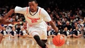 Louisville is a 9 point favorite against Saint Louis in the Midwest region third round Saturday in Orlando.