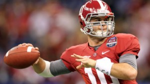 Alabama is a 17 point favorite over Oklahoma in the Sugar Bowl Thursday night.