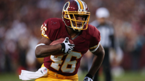 The Redskins are 3.5 point favorites at home against NFC East rival the Giants Thursday night.