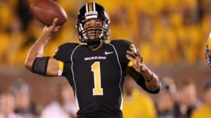 The Missouri Tigers have one of the best offenses in the country
