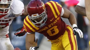 The Iowa State Cyclones have faced the toughest schedule in the country to this point win percentage wise