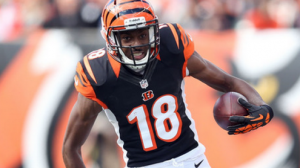 The undefeated Bengals host the rival Browns Thursday night.