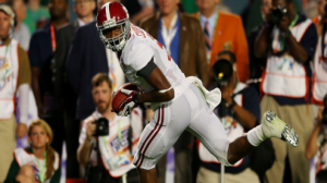 Alabama is a 9 point favorite against Ohio State in the college football playoff semifinal  in the Sugar Bowl.
