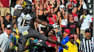 The Missouri Tigers suffered a major loss in dismissing WR Dorial Green-Beckham from the program