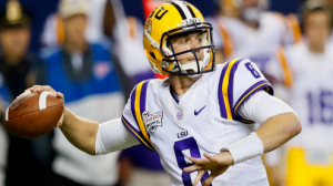 LSU Tigers are 6-3 ATS as favorites of 10.5 to 21 points since 2011