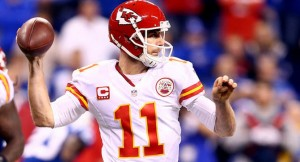 The Kansas City Chiefs are 3 point favorites on the road against the Houston Texans in the AFC Wild Card playoffs Saturday.