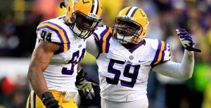 The LSU Tigers defense has been ferocious to start the 2014 campaign