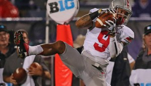 Devin Smith has eight receiving TDs this season for OSU, tied for team-lead.