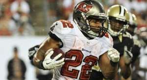 """Doug Martin will return this week but his workload will be """"limited"""" it was reported."""