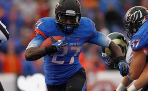 Jay Ajayi and the Broncos will look to move up further in the AP Rankings this week in preparation for its bowl game.