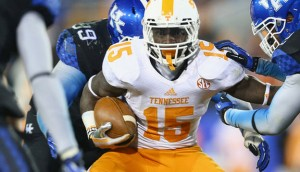 The Tennessee Volunteers have come to life offensively in recent weeks