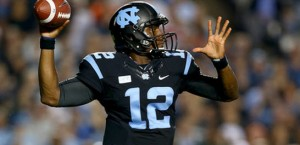 Marquise Williams has a 165.3 passer rating