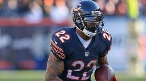 Matt Forte rushed for 78 yards on 16 attempts last week, but his Bears are 2-5 at home this season and struggling to find any sort of rhythm.
