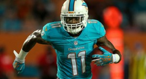 The Dolphins are 6 point favorites against the rival Bills Thursday in a battle of AFC playoff contenders.
