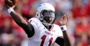 Fourth-year starter P.J. Walker and the Temple Owls will look to build on last season's 10-4 mark.