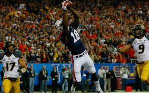 The Auburn Tigers are 106-16 SU when scoring 20-plus points since 2001
