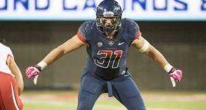 Arizona is a 3 point favorite against Boise State in the Fiesta Bowl Wednesday.
