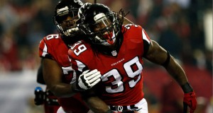 Steven Jackson hasn't been very productive in the backfield this season which is a huge cause of the mediocrity in Atlanta.