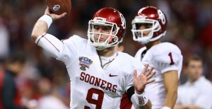 Oklahoma is a 5 point favorite against Clemson in the Russell Athletic Bowl.